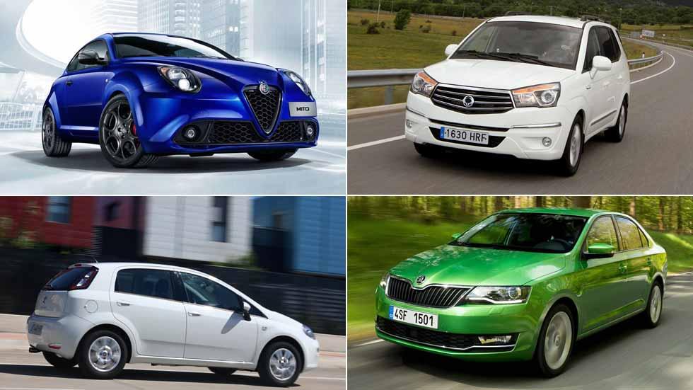 Los coches que más valor han perdido en los últimos tiempos