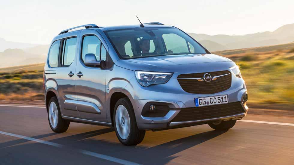 Opel Combo Life  2018, un familiar con filosofía SUV