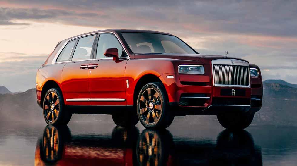Rolls-Royce Cullinan: así es el SUV más exclusivo del planeta