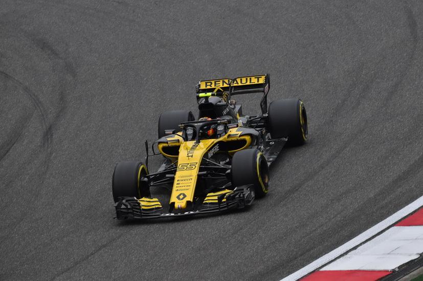 GP de España de F1: el número  para Sainz, Renault y el Circuit