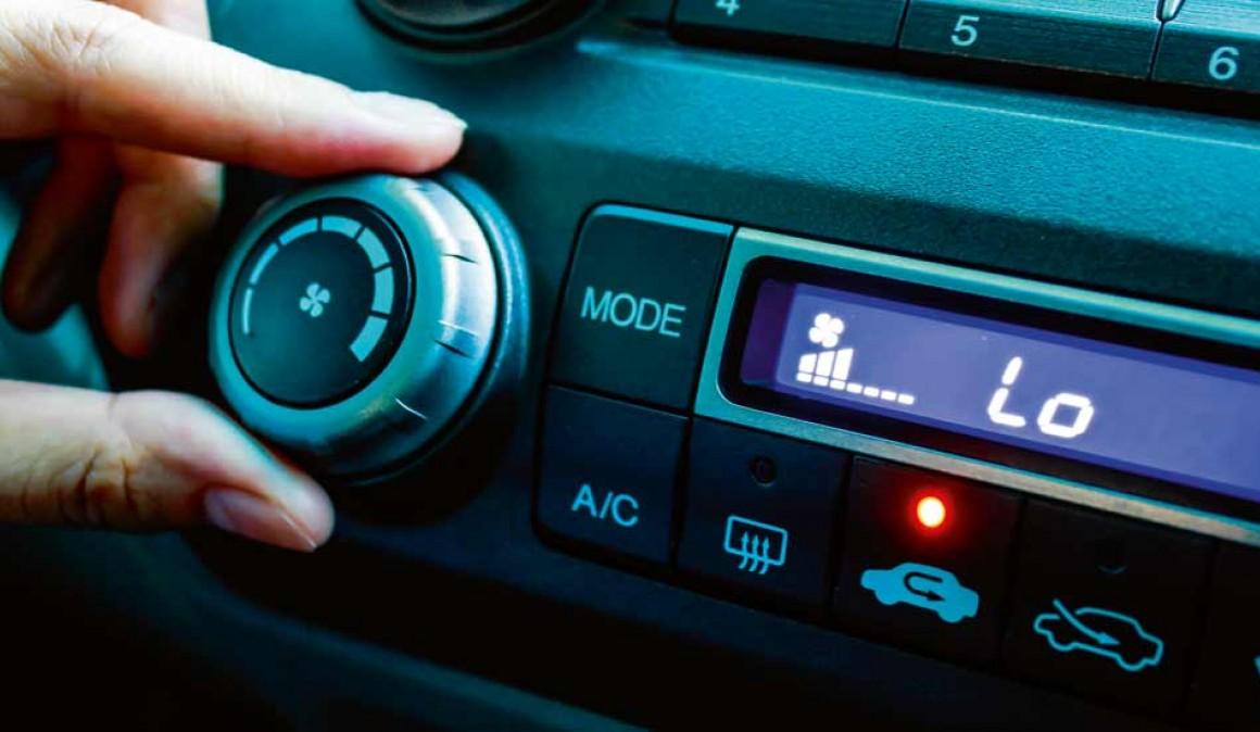 Aire acondicionado en el coche: consejos para su buen uso y mantenimiento