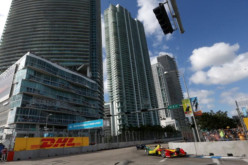 Un Gran Premio de F1 en Miami en 2019