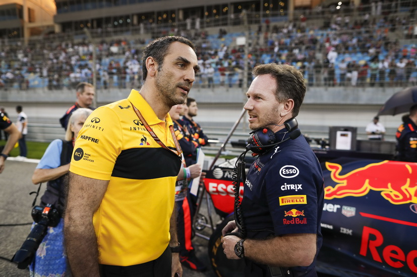 Renault presiona a Red Bull