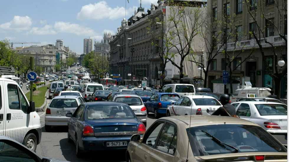 Madrid prueba ya el súper radar que mide la contaminación de los coches