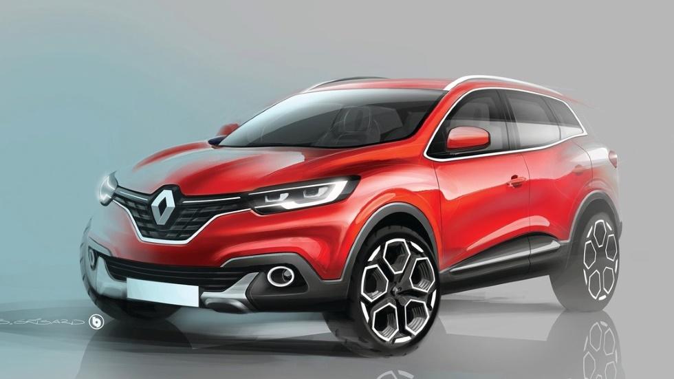 Renault Kadjar 2019: la renovación del SUV, a punto para final de año
