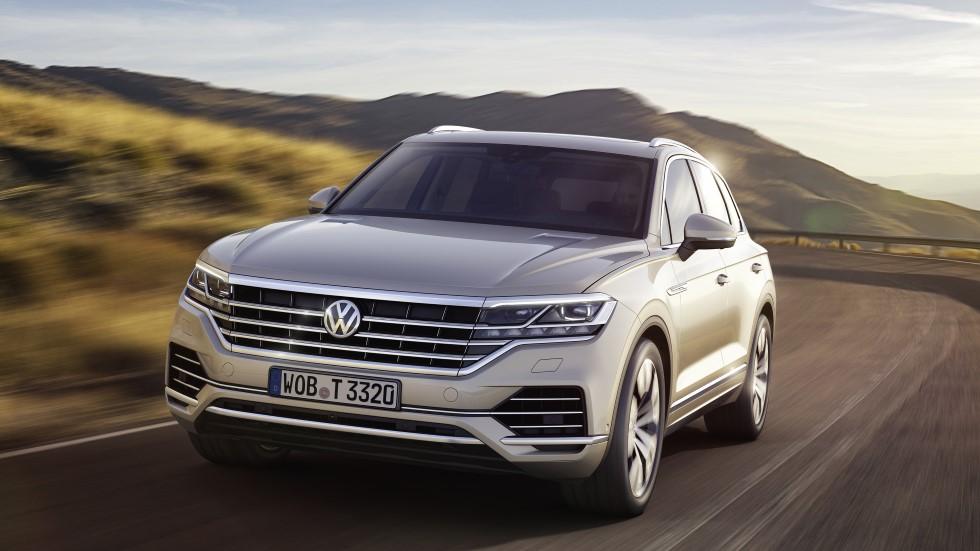 Volkswagen Touareg 2018: a prueba el motor Diesel V6 de 286 CV