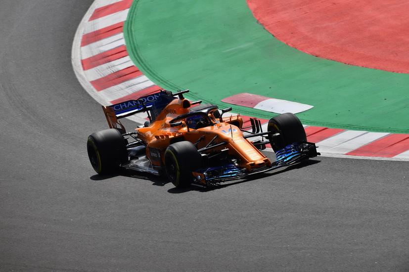 GP de España de F1: Alonso contento con la nueva aerodinámica