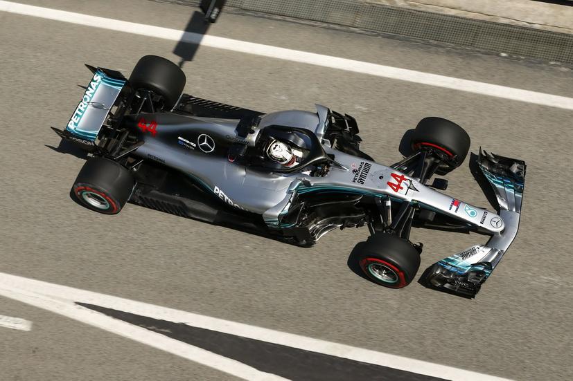 GP de España de F1 (FP3): Mercedes y Ferrari en otra galaxia