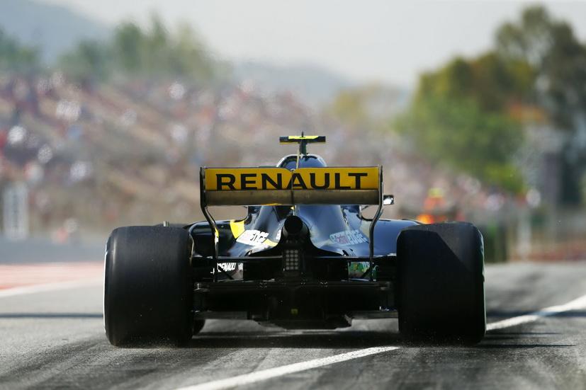 "GP de España de F1 (Q): Sainz reconoce que ""no esperaba estar en la Q3"""