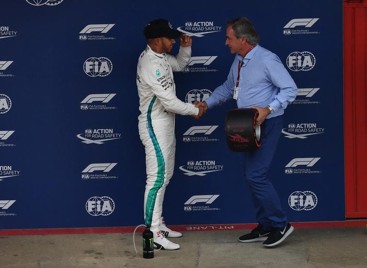GP de España de F1: los Pirelli más estrechos favorecen a Mercedes