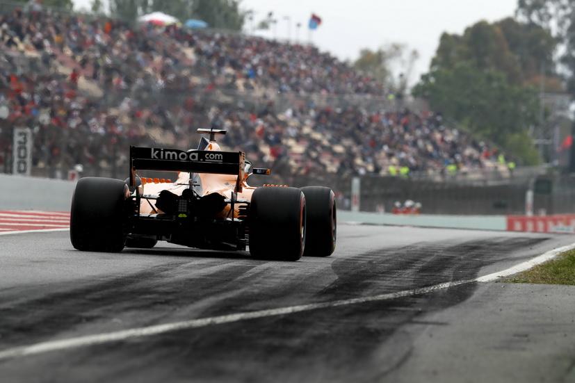 GP de España de F1: vuelta virtual de Alonso al Circuit (vídeo)