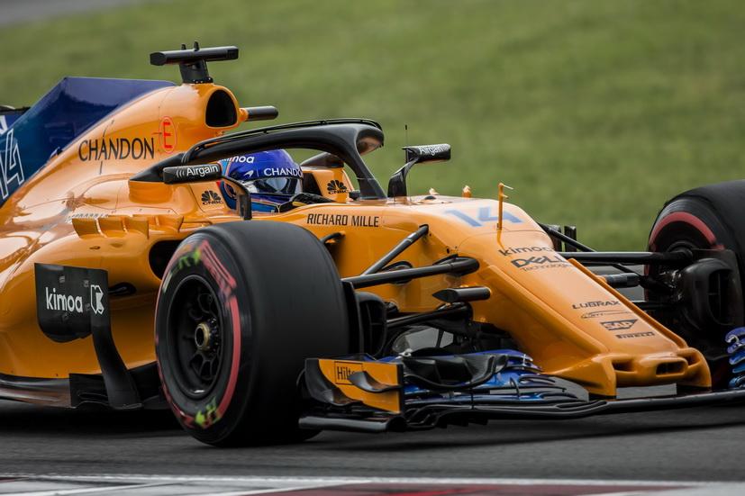 GP de España de F1: Alonso puntúa en todas las carreras disputadas de 2018
