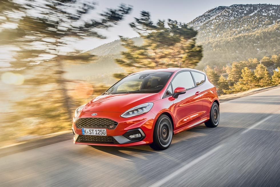 Ford Fiesta ST 2018: probamos el Fiesta más deportivo del momento