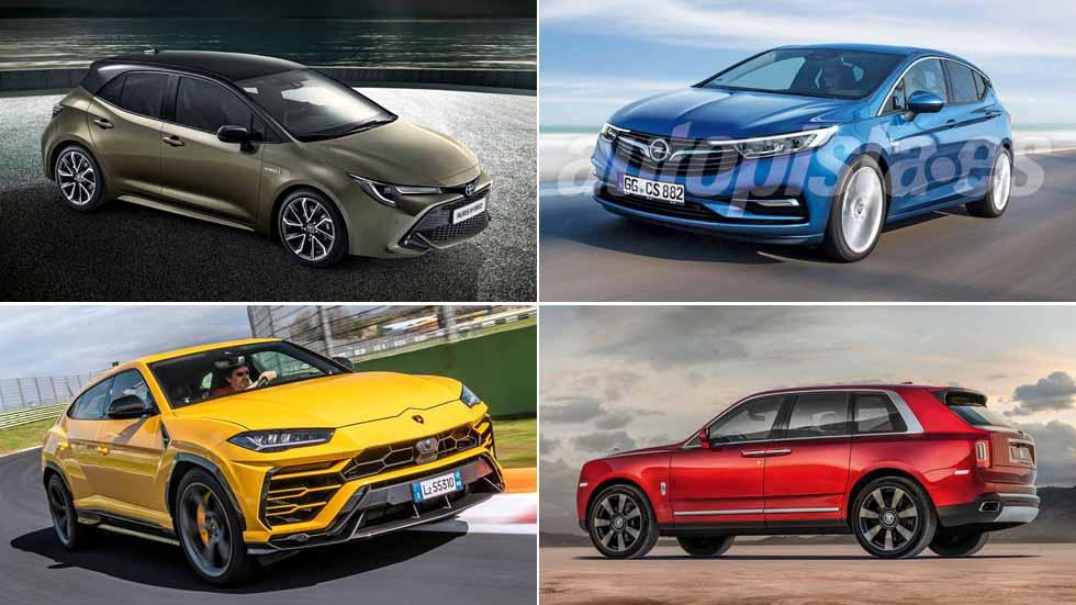 Revista Autopista 3054: los nuevos coches y SUV que llegan (Astra, Auris, Urus, Cullinan…)