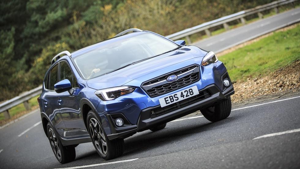 Subaru XV Hybrid 2019: SUV híbrido enchufable con tecnología de Toyota