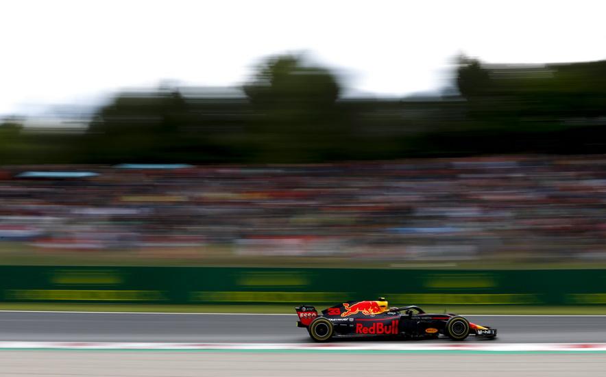 Test F1 Barcelona (martes): Verstappen el más rápido el primer día