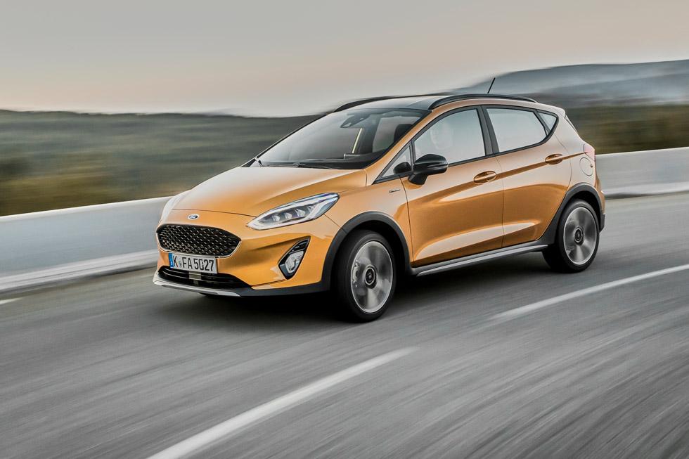 """Ford Fiesta Active: prueba y precios del Fiesta """"más campero"""""""