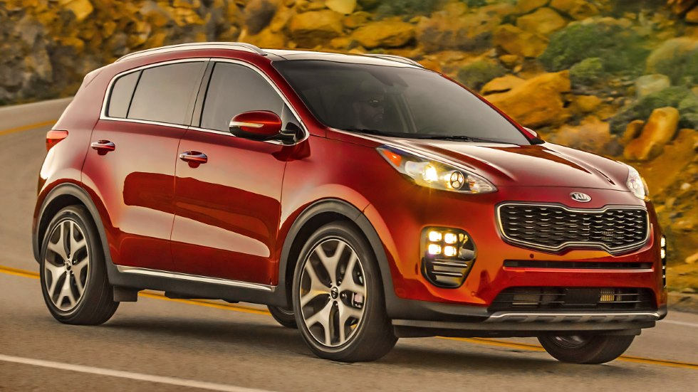 kia sportage 2019 el nuevo suv estrena versi n diesel micro h brida de 48v. Black Bedroom Furniture Sets. Home Design Ideas