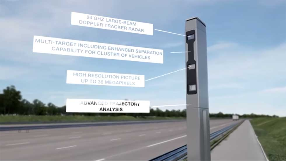 Mesta Fusion: así funciona y multa el súper radar del futuro (Vídeo)