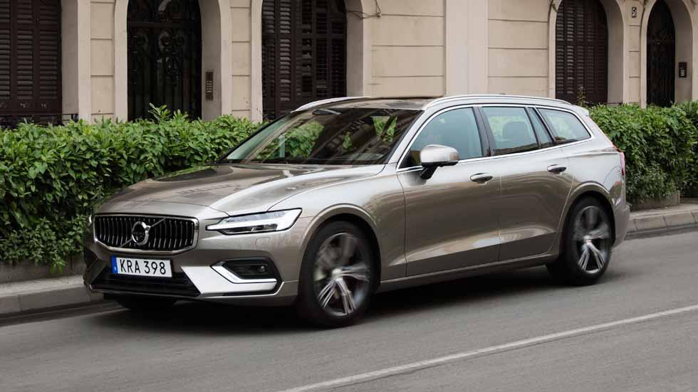 Probamos el Volvo V60 2018, un versátil familiar con mucho estilo