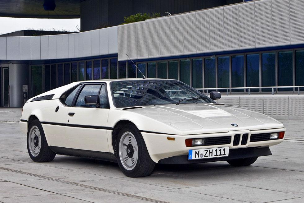 BMW M1: un mito automovilístico que cumple 40 años