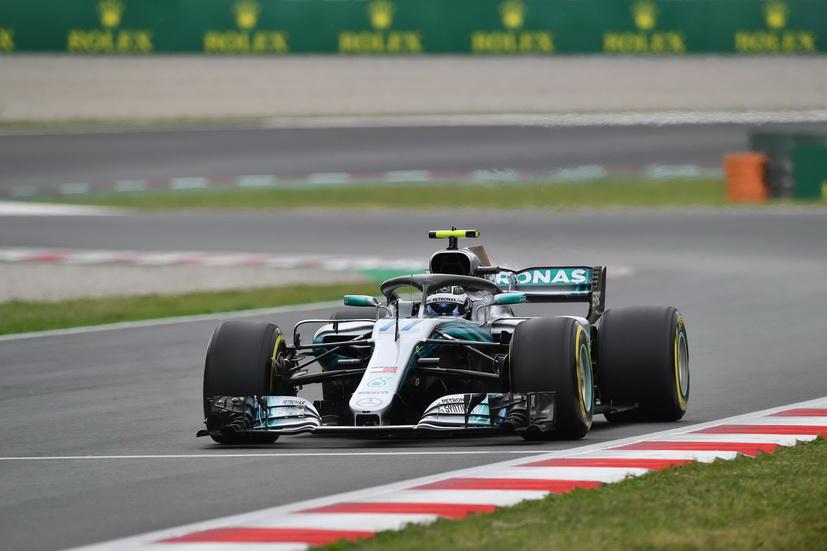 Test F1 Barcelona (miércoles): Bottas lidera el último día de test