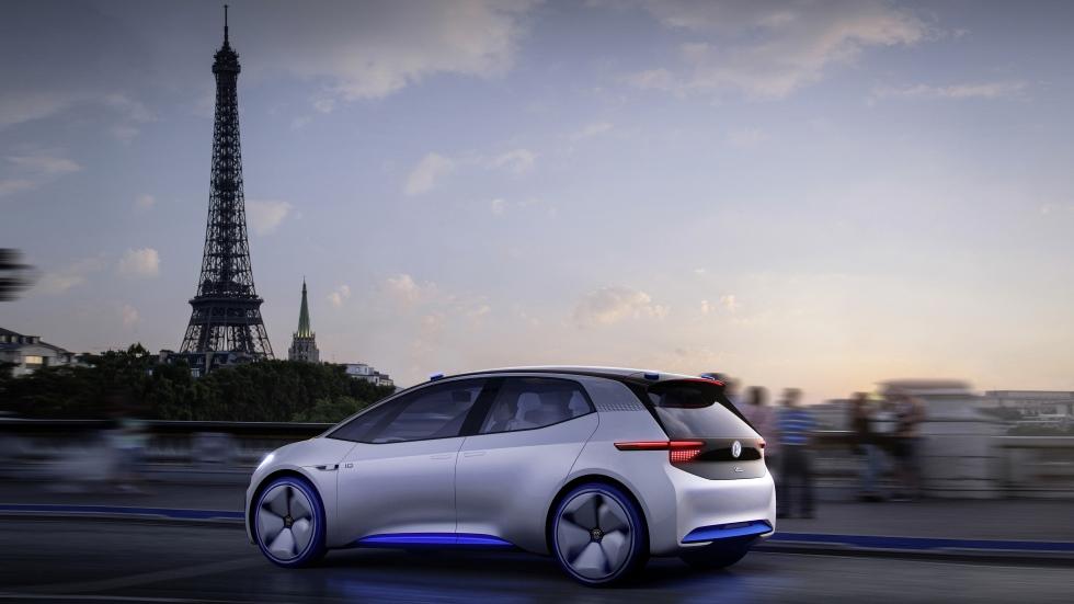 Sorpresa: Volkswagen se retira del Salón de París 2018