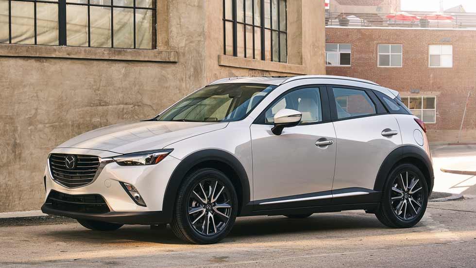 Mazda CX-3 2018: el SUV urbano, con nuevo motor Diesel 1.8 SkyActiv-D