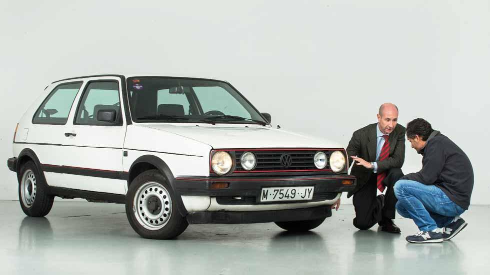 VW Golf GTi MKII (1984-1991): puede ser tuyo por menos de 3.000 euros