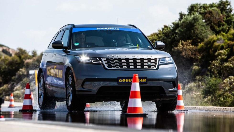 Goodyear Eagle F1 3 SUV: probamos el nuevo neumático en un Range Rover Velar