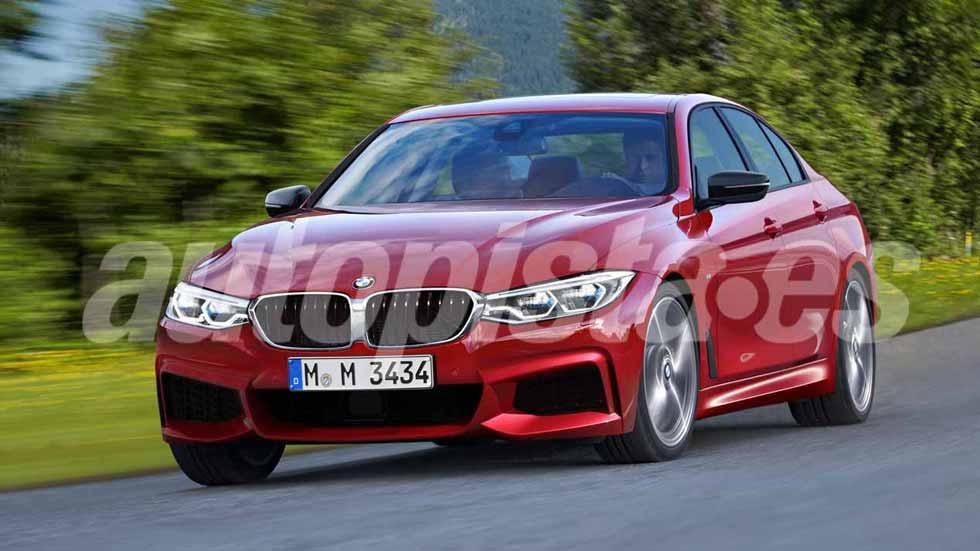 BMW Serie 3 2019 y M3 2020: las nuevas berlinas que te sorprenderán