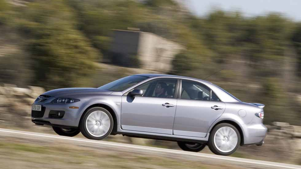 Mazda6 MPS (2005-2007): puede ser tuyo desde 6.000 euros