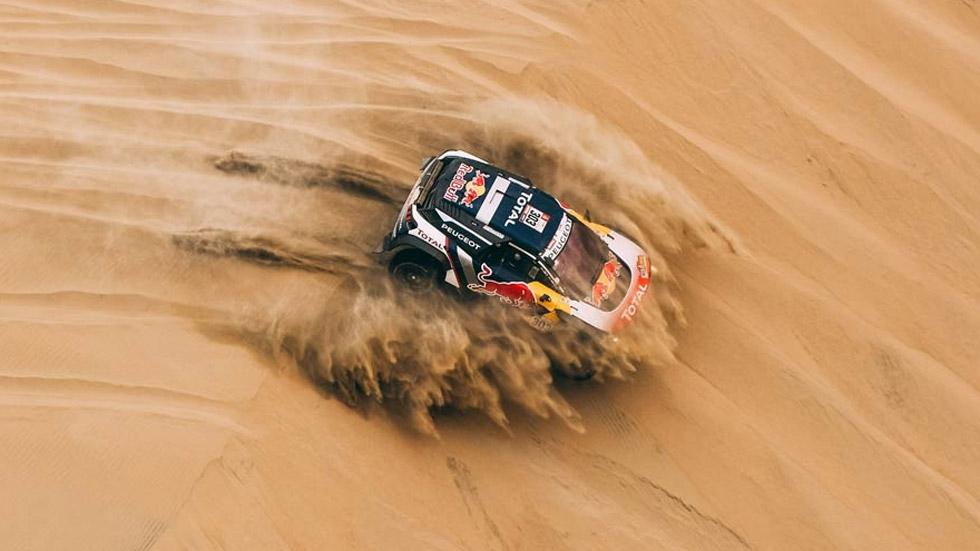 El Rally Dakar 2019, sólo en Perú y con sólo 10 etapas