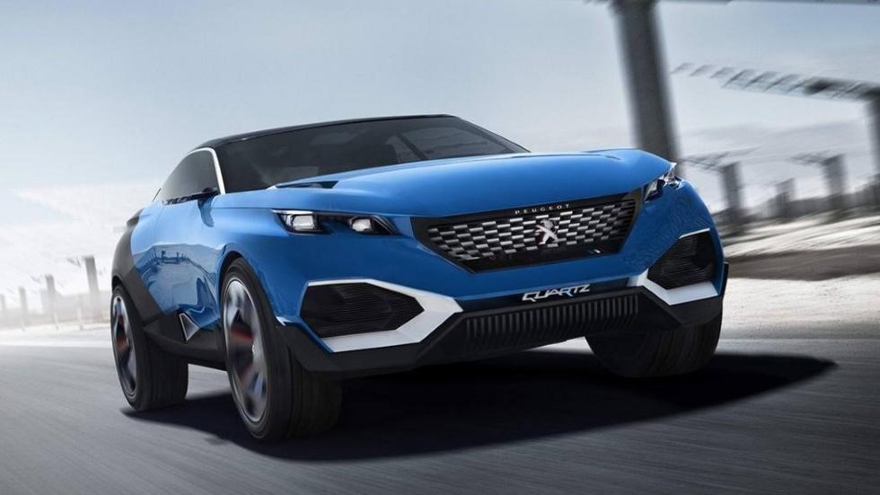 Peugeot 4008: un nuevo SUV coupé para 2020