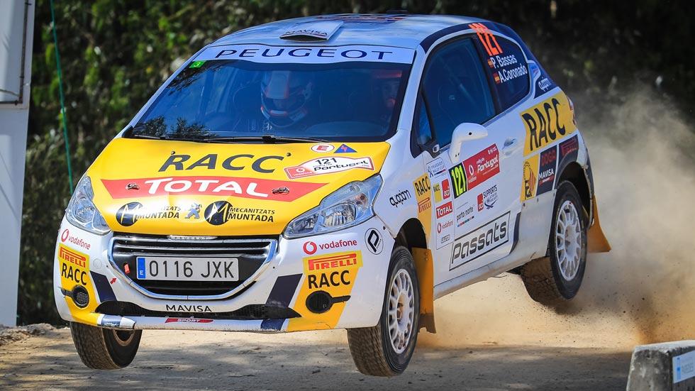 Peugeot Rally Cup Ibérica: arranca la nueva copa en el Rally de Portugal