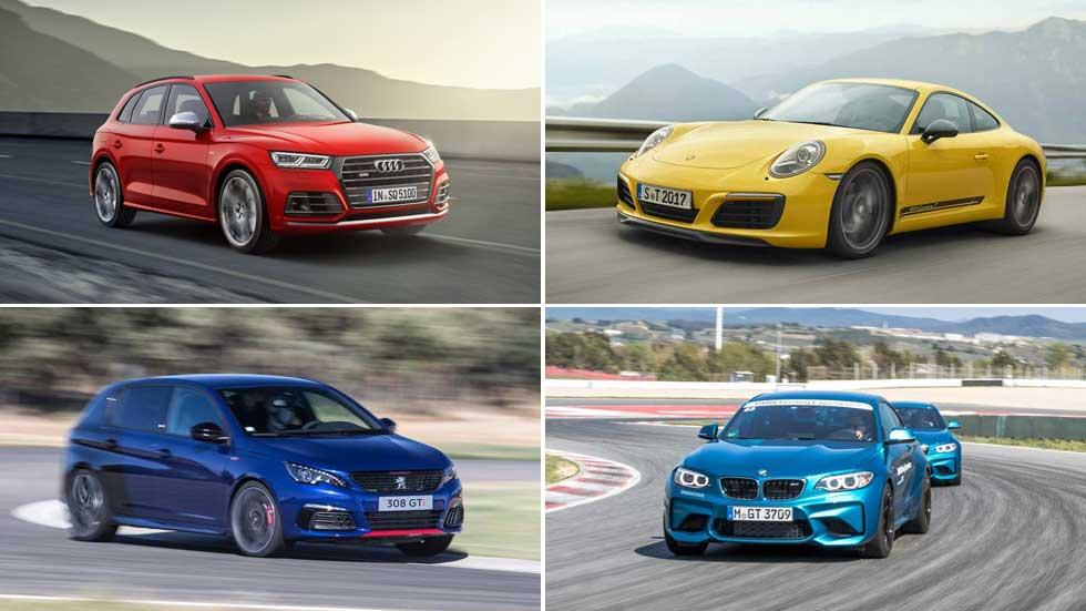 Las primeras víctimas de la norma WLTP: Audi SQ5, BMW M3, Peugeot 308 GTi...