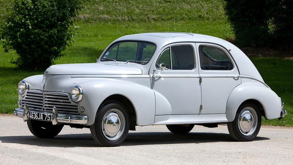 Peugeot 203: así era la berlina revolucionaria que cumple 70 años