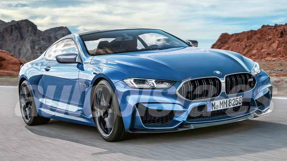 Revista Autopista 3055: probamos en exclusiva el nuevo BMW Serie 8 Coupé