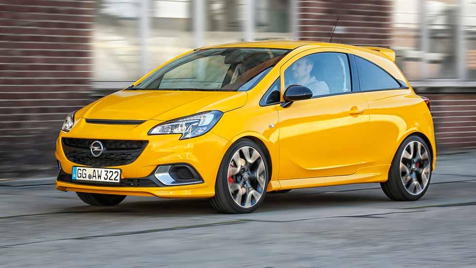 Opel Corsa GSi 2018: versión deportiva con motor 1.4 Turbo de 150 CV