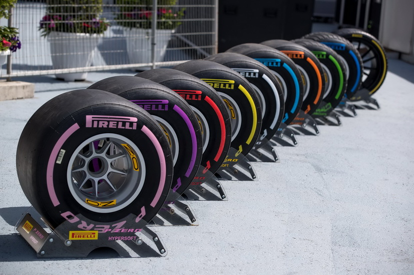GP de Mónaco de F1: debut del hiperblando de Pirelli