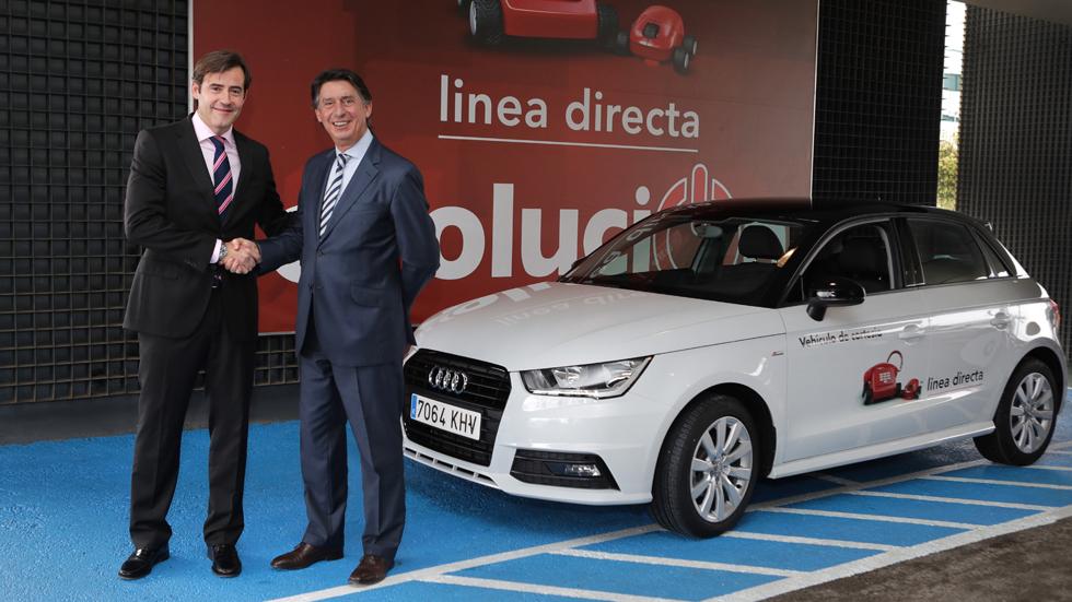 ¿Quieres un Audi A1? Línea Directa los ofrece gratis como coche de sustitución