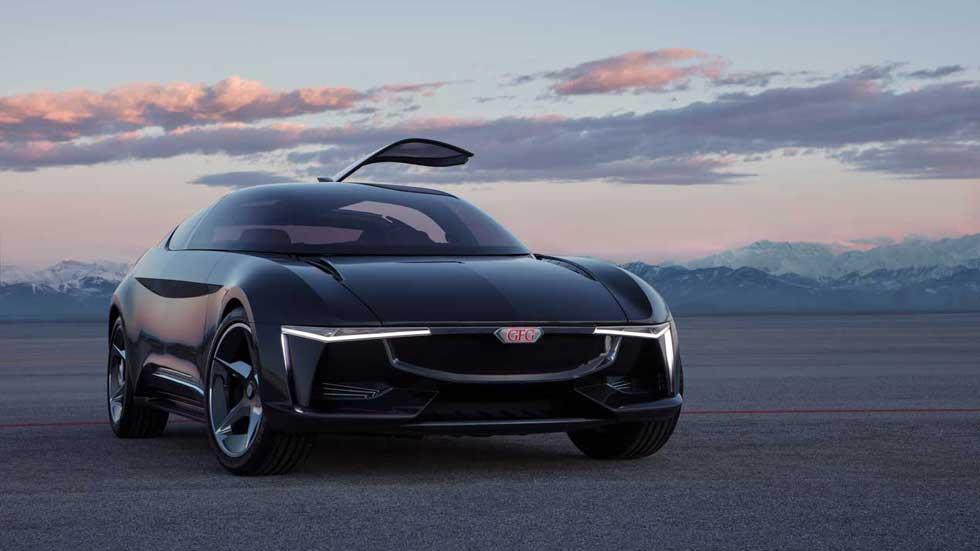 Sibylla Concept Car, el homenaje a Guigiaro directo a Villa d'Este 2018