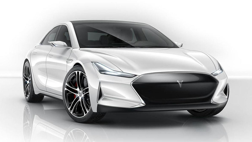 Youxia Ranger X: la copia china del Tesla Model S