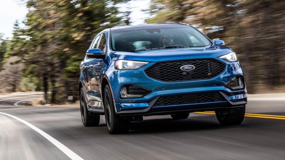 Ford Mach 1: el nuevo SUV, un Kuga eléctrico con la base del Focus 2018
