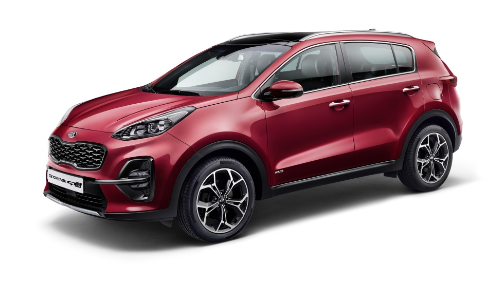 Oficial: Kia Sportage 2018, así es el nuevo SUV que llega en verano