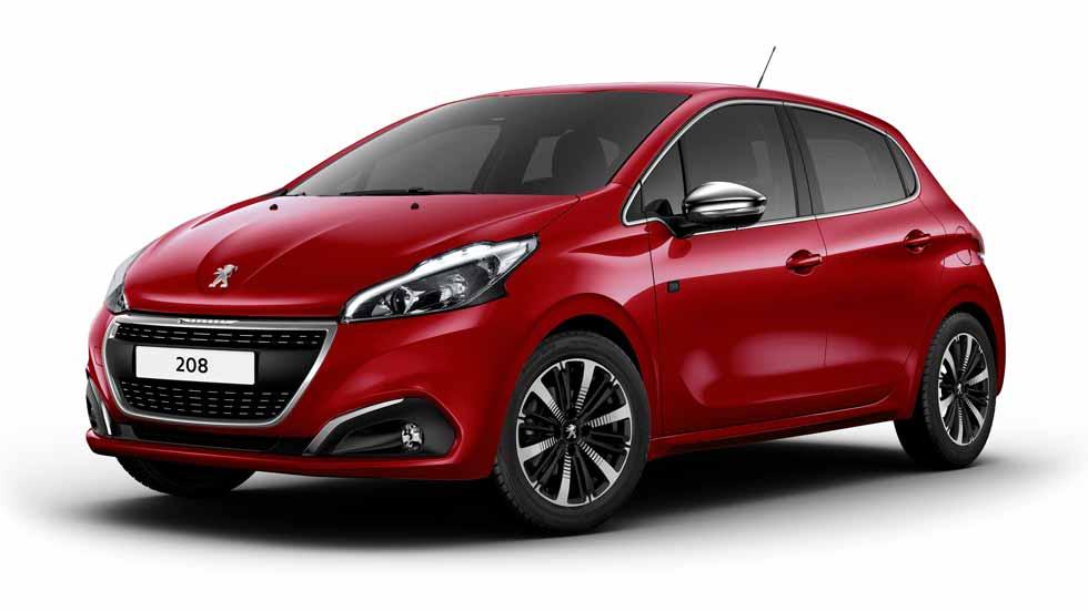 Peugeot 208 Tech Edition: mucha más tecnología, ahora más asequible