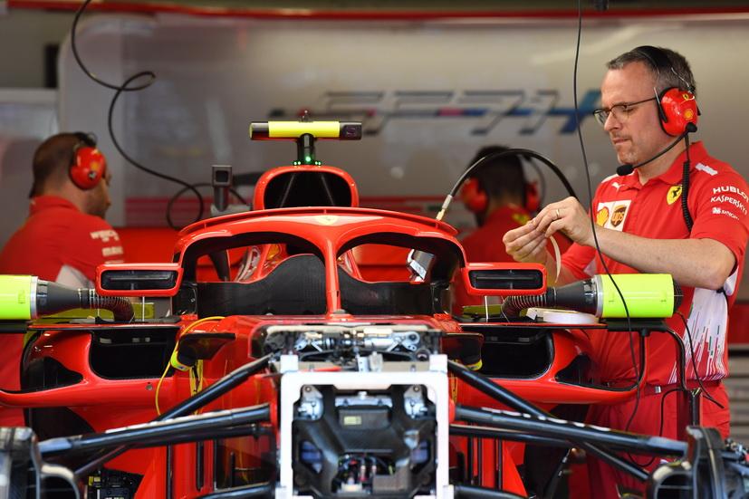 """GP de Mónaco de F1: los retrovisores de los Ferrari sin """"aletines"""""""