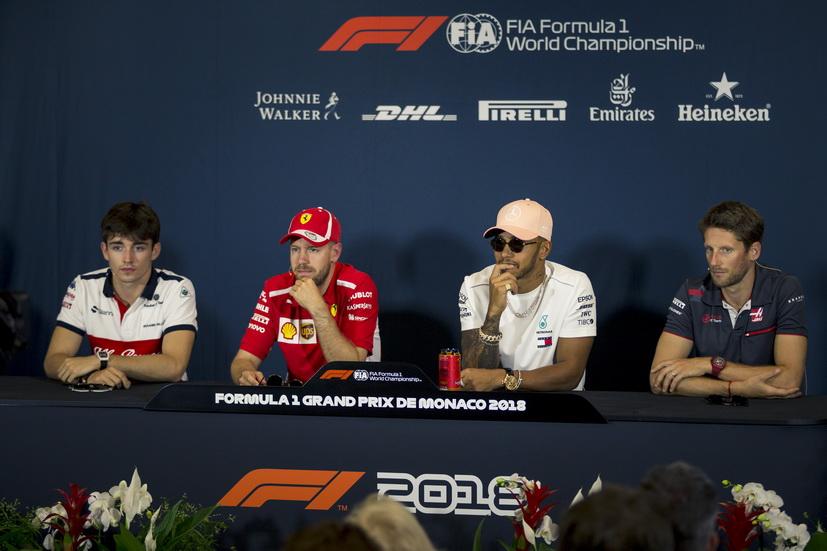 GP de Mónaco de F1: Leclerc protagonista en la conferencia de prensa previa