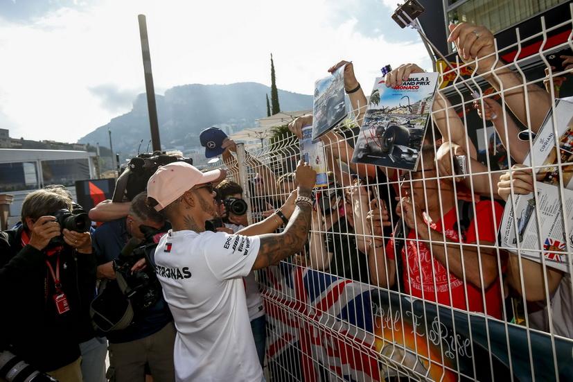 GP de Mónaco de F1: comienza la acción