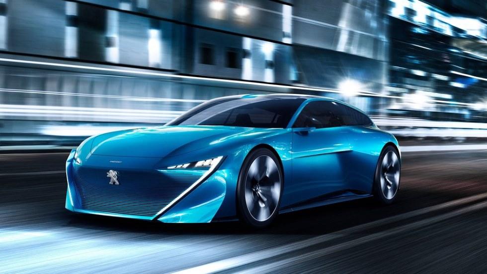 Peugeot presentará un coche concepto radical en el Salón de París